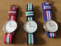 JOB LOT MEN'S 0R WOMENS WRIST WATCHES BRAND NEW