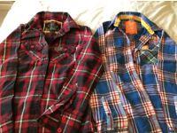 Superdry X Small ladies shirts