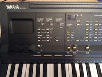 Yamaha PSR-6300 Keyboard 1980s classic!