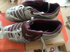 Football boots size 6 uk