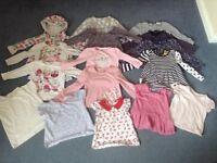 Girls mixed bundle 12-18m