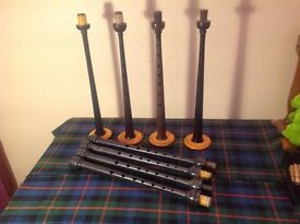 Bagpipe chanters for sale