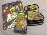 BEN 10 ALIEN FORCE TOY BUNDLE BRAND NEW