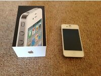iPhone 4 16gb in White