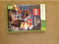 Lego Jurassic World X box 360 game