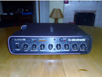 tc electronic CLASSIC 450 in very good condition