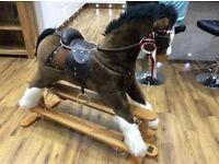 Mamas &papas rocking horse excellent condition hardly used 150 Ono