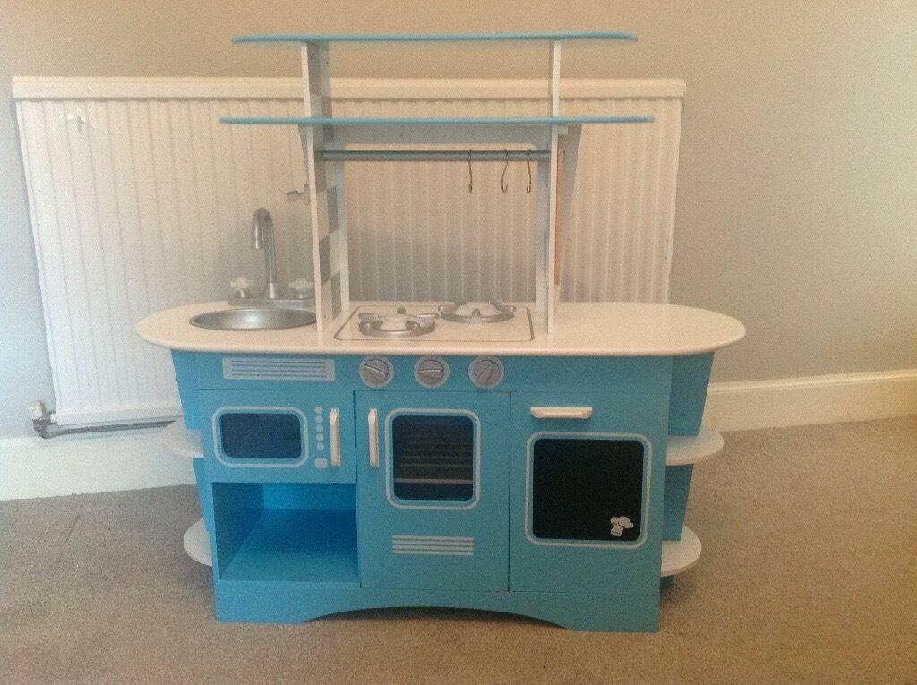 Elc Wooden Kitchen Set In Welton Lincolnshire Gumtree