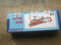 Compound mitre saw - boxed