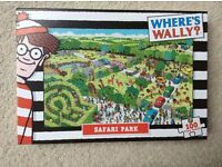 Where's Wally 100 Piece Jigsaw Puzzle