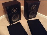 Acoustic research speakers