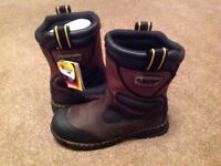 Size 11 Dr Martens Industrial Boots