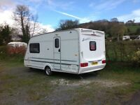 2 Berth Swift Signature Caravan. 98 very good condition for year. Ready to tour.