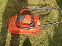 Flymo mower