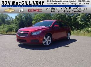 2014 Chevrolet Cruze Diesel..Leather$123 B/W Tax Inc..GM Certifi