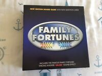 Family Fortune's Board Game Complete