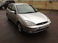 54/05 Ford Focus 1.6 zetec with full ford history