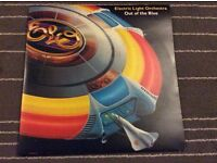 Vinyl album. E.L.O. Out of the blue.Early U.K. Pressing.