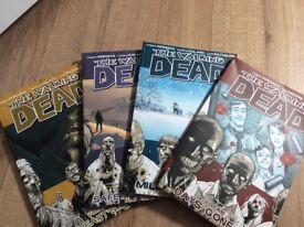 Robert Kirkman's; The Walking Dead