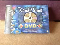 Trivial Pursuit DVD Board Game