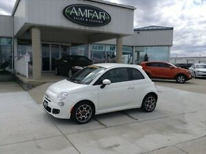 2015 Fiat 500 AUTO /Sport / NO PAYMENTS FOR 6 MONTHS !!!