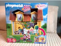 Playmobil Take Along Doll House