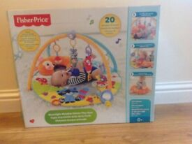 Fisher Price Moonlight Meadow Deluxe Playgym