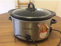 Fully functional crockpot