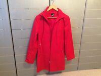 Woman's raincoat