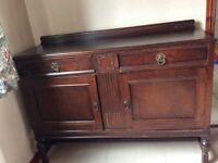 Kitchen dresser Vintage