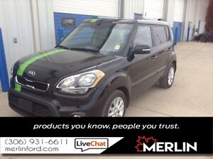 2013 Kia Soul 2.0L 2u LOW KM TRADE