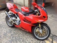 SWAP FOR RECOVERY TRUCK CASH EITHER WAY BENELLI TORONTO 900CC 09 PLATE £2995
