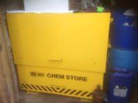 Van vault/ Chemical store