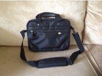 Notebook carrying shoulder bag