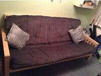 Kyoto Nashville Futon sofa bed