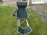 Quality, robust camping chair