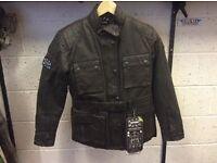 Oxford wax motorcycle jacket