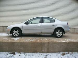 2002 Chrysler Neon LOW MILEAGE