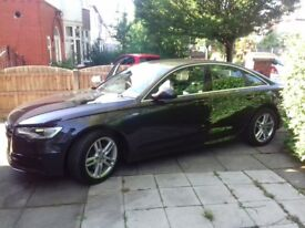 Audi A6 2012 S Line Manual Oolong grey, Major Service just done