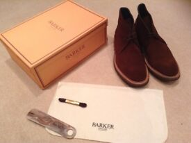 Barkers Suede Boots