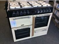 Leisure 100cm all gas range new graded 12 mths gtee £799