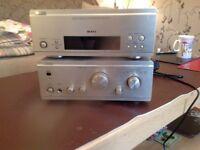 DENON UPA-F88 amplifier plus UTU-F88 tuner