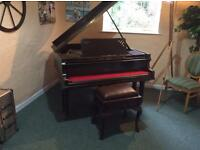 Hoffmann baby grand piano, DELIVERY AVAILABLE