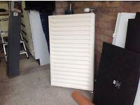 Stelrad double panel fin radiator