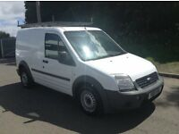 2010 ford transit connect 1.8 tdci side loading door and roof rack