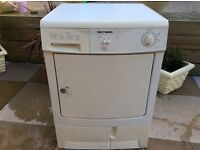 7KG Condensor Tumble Dryer In Excellent Condition (Delivery Offered)