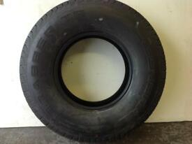 4x4. Land Rover Tyre.