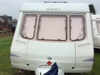 Swift Charisma 540 Caravan
