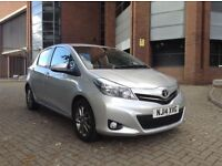 Toyota yaris+ 2014 petrol only £5490