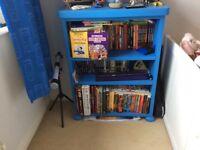 Boys Bedroom Furniture (4 Piece) Set - Blue